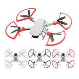 4 Adet Hızlı Yayın Pervane Sahne Guard Koruma Kapak Halkası DJI Mavic Mini Drone için