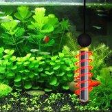 20-100W Mini tanque de peixes de aquário Água submersa Aquecedor Termostato ajustável