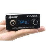 STC T12-946 Mini soldeerstation Snelle verwarming Elektronische 1,3-inch digitale controller met M8 P9 Handvat soldeerbout Tip