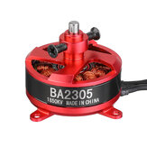 Racerstar RC Brushless Motor BA2305 1850KV Support 2S 9050 Prop for Fixed Wing RC Airplane Drone