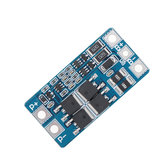 10pcs 2S 10A 7.4V 18650 Lithium Battery Protection Board 8.4V Balanced Function Overcharged Protection