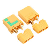 1Pair Amass XT90S Plug Connector Adapter Plug for RC Model Lipo Battery