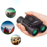 XD-TE5 8x21 Compact Zoom Binocular Long Range 1000m Folding HD Powerful Mini Telescope BAK4 FMC Optics Hunting Sports Camping