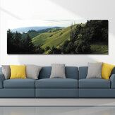 DYC 10560 Single Spray Oil Paintings Photography Mountains Landscape For Home Decoration Paintings Wall Art