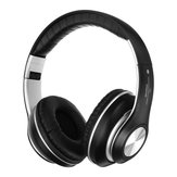 Wireless Folding bluetooth V5.0 Gaming Headphone Hi-Fi Stereo Earphone With Mic FM SD Card