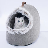 Cat Room Cat's Home Pet Bed Soft comfortable Multifunctional  Good sleep For the Cat From Xiaomi Youpin Non-original