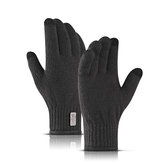Touchscreen Handschuhe Winter warm winddicht wasserdicht Fleece gefüttert Thermal Mountaineering Ski Mens