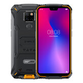 DOOGEE S68 Pro Global Version 5.9 pulgadas FHD + IP68 Impermeable 6300mAh NFC 6GB 128GB Helio P70 4G Smartphone
