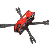 URUAV UR22 Wrench 140mm 3Inch Freestyle Carbon Fiber Hybrid-X Frame Kit For FPV Racing RC Drone