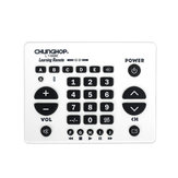 CHUNGHOP L199E Universal Learning TV Remote Control Multi-functional Modular