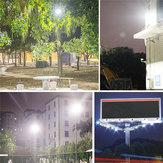 20LED luz de inundação solar ao ar livre jardim lâmpada de rua impermeável luz de inundação + remoto