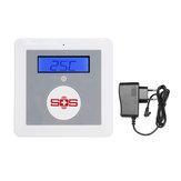 Détecteur de maison avec pagette PIR de système d'alarme de soins à la maison sans fil de sécurité à la maison de personnes âgées avec le détecteur PIR