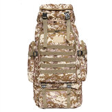 Military Tactical Army Shoulder Backpack Rucksack Camping Hiking Trekking Outdoor Bag