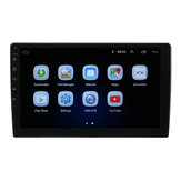 10.1 Inch 2DIN for Android 8.1 Car Stereo MP5 Player Quad Core 1+16GB WIFI GPS Navigation FM bluetooth Phone Link DAB