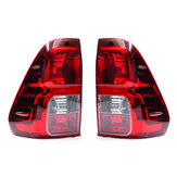Car Rear Tail Lamp Brake Light Left/Right  With Wiring For Toyota Hilux 2015+