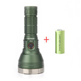 Stainless Steel Ring Astrolux FT03 XHP50.2 4300lm 735m Type-C Rechargeable Flashlight + HLY 26650 5000mAh 3C Power Battery
