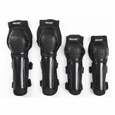 4Pcs Motorcycle Racing Motocross Knee Pad Pad Protector Gear Guards