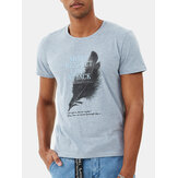 メンズ新しい半袖Youth半袖タイドシャツ