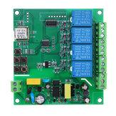AC0-250V Ewelink WiFi Remote Intelligentes Relaismodul Motor Vorwärts- und Rückwärtssteuerung Unterstützung Telefon Fernbedienung