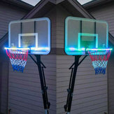 Basket-ball Rim Light LED Solar Light Sport Basketball Accessories