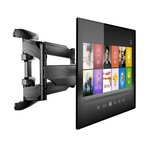 NB 757-L400 32-60 inch TV Wall Mount 6 Swing Arms Full Motion Retractable Swivel Screen Bracket Stand Plasma TV Support