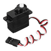 13622 1KG Servo For RGT 136240 V2 1/24 RC Car 4WD Vehicle RC Rock Crawler Off-road Parts