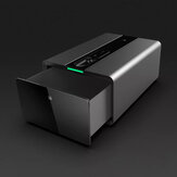 Qin PB-FV01 Smart Finger Vein Safe Box Intelligent bluetooth Remote Alarm Password Lock Storage Drawer