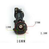 390 Motor Servo Pump-Jet Propeller For Brush Rc Boat Parts