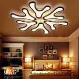 LED Modern Ceiling Light For Living Dining Room Bedroom Deer Antler Chandelier