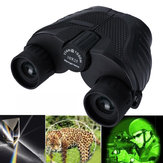10X25 HD Mini Binocular Outdoor Night Vision BAK4 Prism Telescope High Power Waterproof Traveling Camping Binoculars
