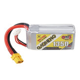 Gaoneng GNB 11.1V 1350mAh 100C 3S Lipo البطارية XT60U-F Plug for iFlight Nazgul5 227mm