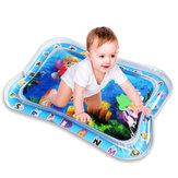 Tappetino per giochi d'acqua per bambini Neonati gonfiabili Divertimento Tummy Tempo Centro attività Tappetino per ghiaccio Tappetino per bambini