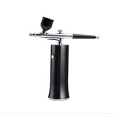 Portable Airbrush Compressor Kit Rechargeable Spray Pump Tattoo Makeup Cake Decorating Paint Craft