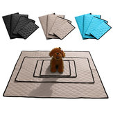 Portable Anti-Slip Dog Cat Pet Mat Carpet Cushion Comfort Washable Car Home