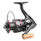 ZANLURE 12BB Spinning Fishing Reel 12BB Metal Spool Folding Arm Left Right 5.2:1