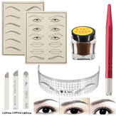 Microblading Permanente 3D-make-up Wenkbrauw Tattoo Pigment Pen