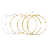6 PCS GOYY Brass Acoustic Guitar String Set for Guitar Players