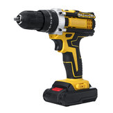 48V Cordless Electric Drill Impact Drill Powerful Driver Drill 25-28Nm With 1 Or 2 Li-ion Battery