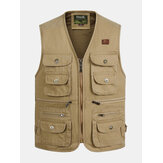 Outdooors Fotografie Vissen Multi Pocket Tactical Vest