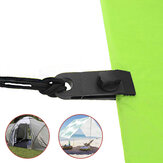 IPree® 1 Pcs Alligator Clip Tent Clamp Camping Travel Sunshade Accessories