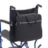 Organizador acessório de suspensão do armazenamento Bolsa da cadeira de rodas de pano de 20L Oxford