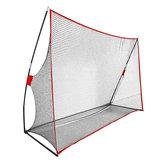 10 х 7-футовый складной гольф-мяч для тренировок по вождению Carry Сумка Storage Storage