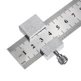 Limited Stop Locking Stop Position Suitable for Straight Ruler