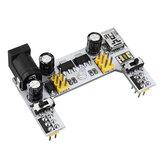 20Pcs MB102 2 Channel 3.3V 5V Breadboard Power Supply Module White Breadboard Dedicated Power Module MB-102 Solderless Bread Board
