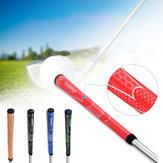 1pcs padrão pu couro golf putter aperto absorção de choque Soft golf club gip