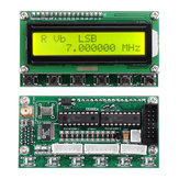 DC8V-9V AD9850 6 Bands 0-55MHz Frequency LCD DDS Signal Generator Digital Function Module Signal Generator