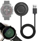Bakeey 1M Câble de montre TPU Câble de chargeur magnétique pour Amazfit stratos 3 montre intelligente Non original