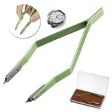 Stainless Steel Watch Repairment Remover Tweezer
