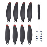 8PCS Foldable Propeller Props Quick Releases 2 Blades for DJI Mavic Mini RC Drone Quadcopter