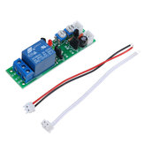 JK11-PB Time Delay Relay Module 0-100S Adjustable Delay 0.5S Open for Computer Automatic Start